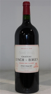 Chateau Lynch Bages Bordeaux red Blend 2