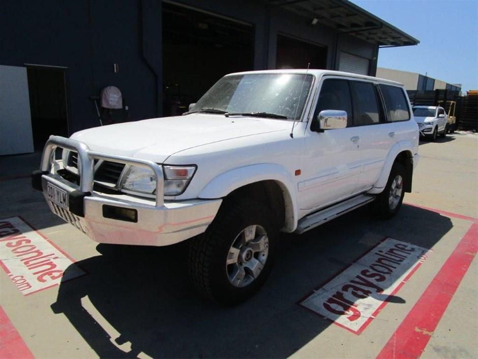 1998 Nissan Patrol 4WD Automatic Wagon