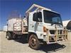 2006 Hino FG 4 x 2 Service Truck