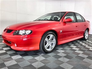 2001 Holden Commodore SS VX Automatic Se