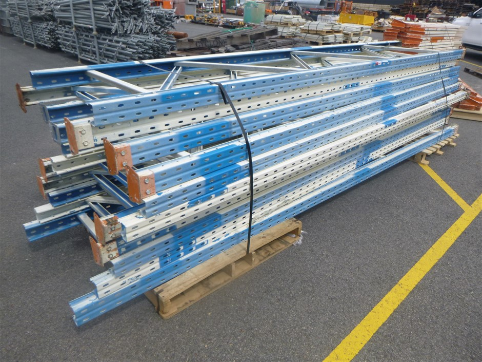 Pallet of Uprights
