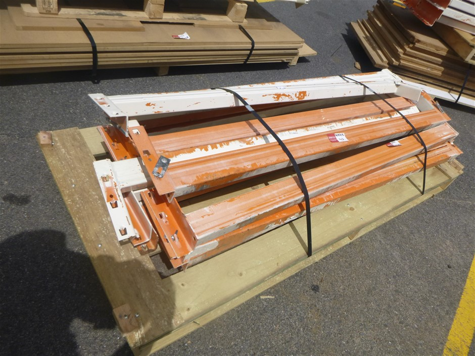 Pallet of Crossbeams