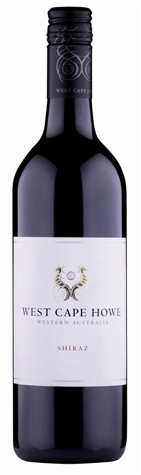 West Cape Howe Cape to Cape Shiraz 2017 (12 x 750mL), Mount Barker, WA.