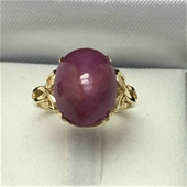 Dima Handcrafted 18 Karat Ruby Collection