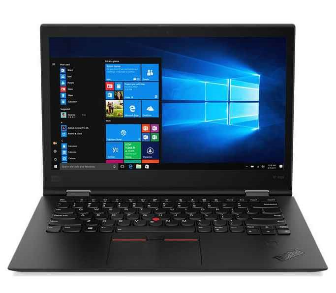 Lenovo ThinkPad X1 Yoga 3rd Gen 14-inch Notebook, Black