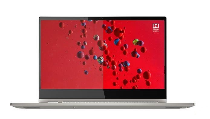 Lenovo Yoga C930-13IKB 2-in-1 13.9-inch Notebook, Grey