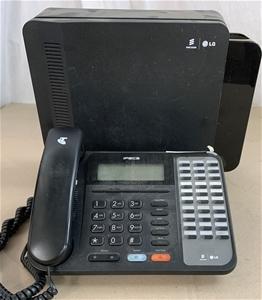 LG Ericsson iPECS eMG80 Phone System