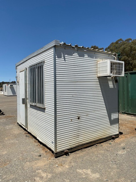 Portable Building 3.6m x 2.4m Auction (0015-3016491 ...