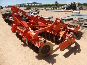 2017 Kubota CD1200 Compaction Disk Attachment