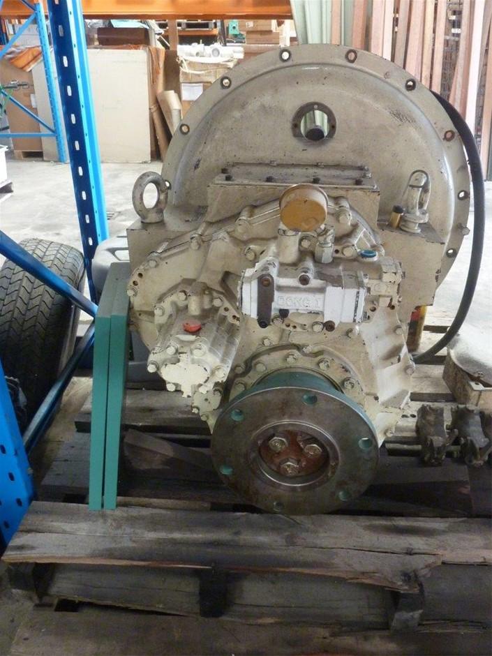 Marine Transmission D-I Industrial DMT-260H