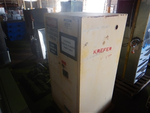 Justrite Flammable Liquid Storage Cabine