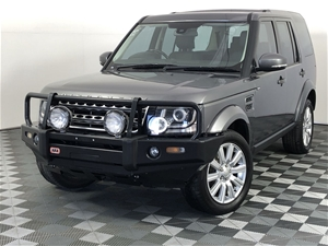 2014 Land Rover Discovery 3.0 TDV6 Serie