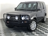 2014 Land Rover Discovery 3.0 TDV6 Series 4 T/D Auto - 8 Spd 7 Seats Wagon