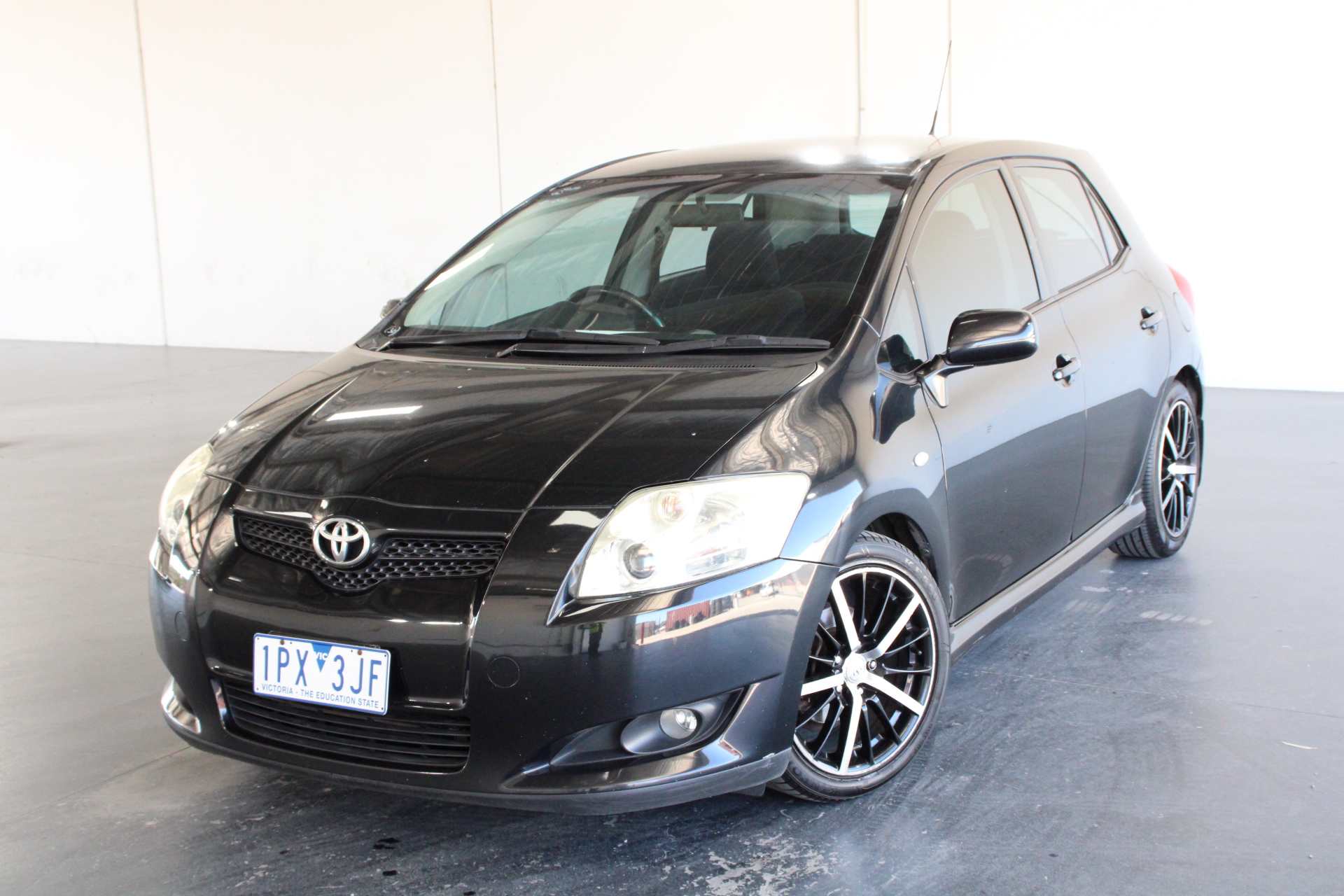2008 Toyota Corolla LEVIN SX ZRE152R Manual Hatchback