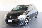 Unreserved 2008 Toyota Corolla LEVIN SX Man Hatch