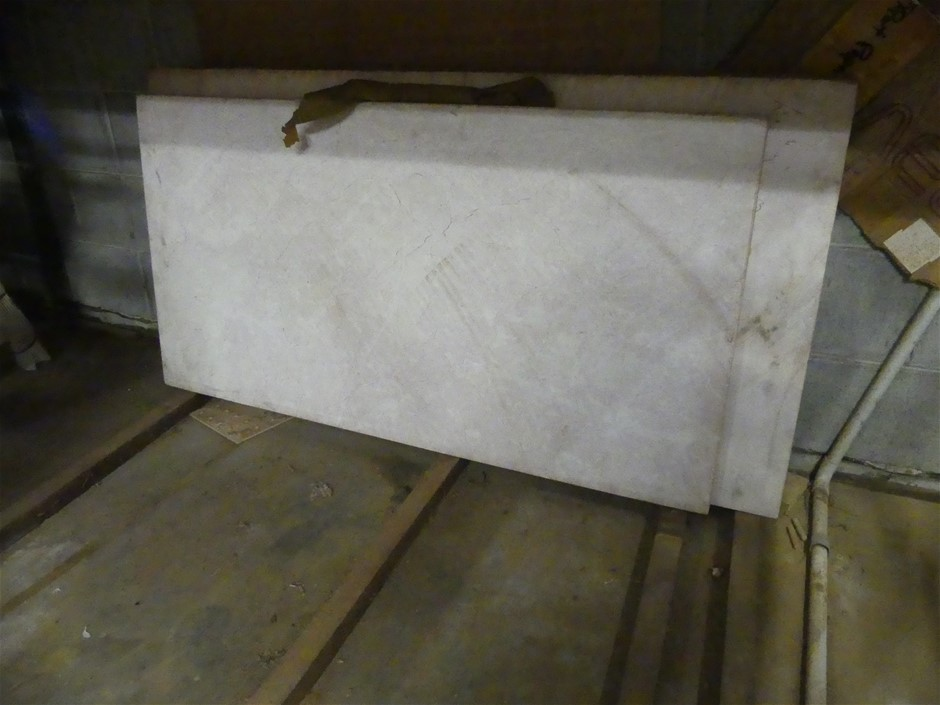 Qty 5 Assorted x Marble Sheets