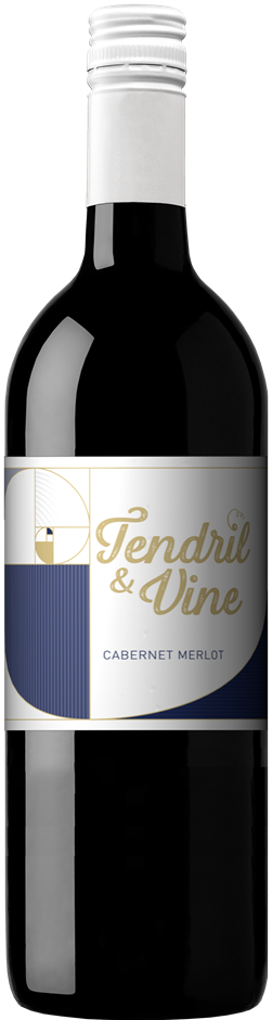 Zilzie Tendril & Vine Cabernet Merlot 2019 (12 x 750mL) SEA