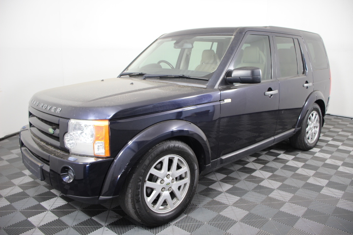 2008 Land Rover Discovery 3 SE Series III Automatic 7 Seats Wagon
