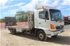 06/2006 Hino FD500 T/Diesel 6spd Tailgate Loader Trayback Truck