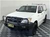 2006 Toyota Hilux SR (4x4) GGN25R Automatic Dual Cab