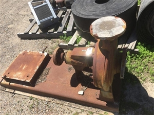 Pump Ajax 150 x 125 x 400mm (Impeller 39
