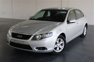 2008 Ford Falcon XT FG Automatic Sedan