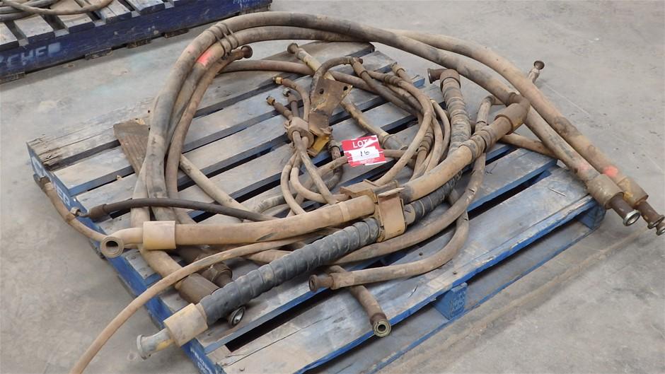 Caterpillar D9N Hydraulic Hoses