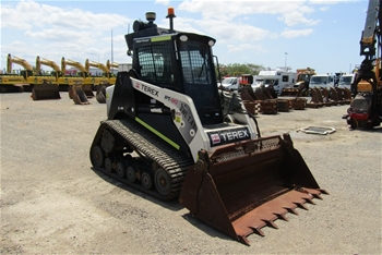 Terex PT-80 Skid Steer Loader