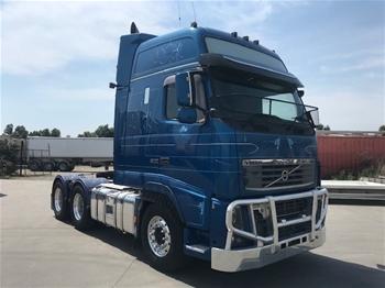 2011 Volvo FH16 6x4 Prime Mover