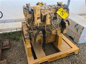 Caterpillar 320d C6.4 Engine Ar Ser#Gdc1