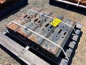 Caterpillar Shoe Track Used 345c 350 Cat