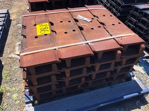 Caterpillar Shoe Track P/N 2v0314 Afterm