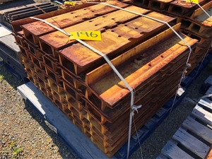 Caterpillar Track Shoes 6y6301 Lot Of X5