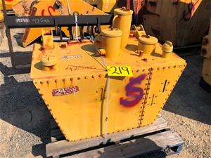 Caterpillar 769c 01x04721 Hydraulic Tank