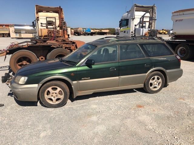 Subaru Outback AWD Wagon