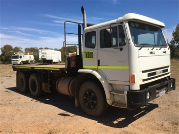 2003 Iveco Acco C/Cab 6WH 6x4 Tray Top