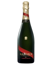 Mumm Cordon Rouge Brut NV (6 x 750mL). Fra. Cork Closure