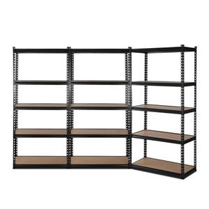 3x1.8M 5-Shelves Steel Warehouse Shelvin