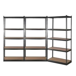 3x0.9M 5-Shelves Steel Warehouse Shelvin