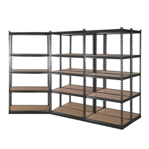 5x0.9M 5-Shelves Steel Warehouse Shelvin