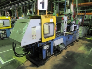 2001 Topfine 80 CE Injection Molder (O'S