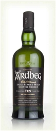 Ardbeg Ten Yr Old Single Malt Scotch (1x700mL). Scotland