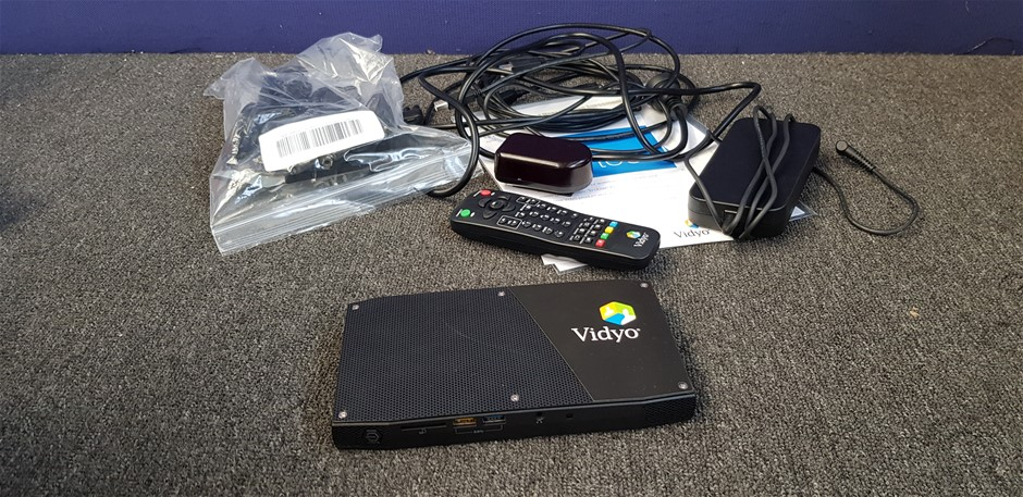 Vidyo NUC6i7KyK Room HD2 Conferencing System