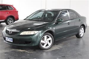 2002 Mazda 6 Classic GG Manual Sedan