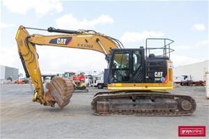 2016 Caterpillar 335F LCR Hydraulic Exca