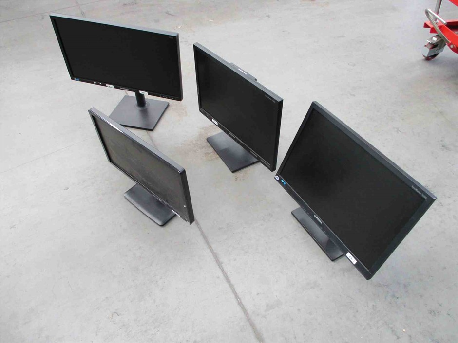 Assorted Size Computer Screens
