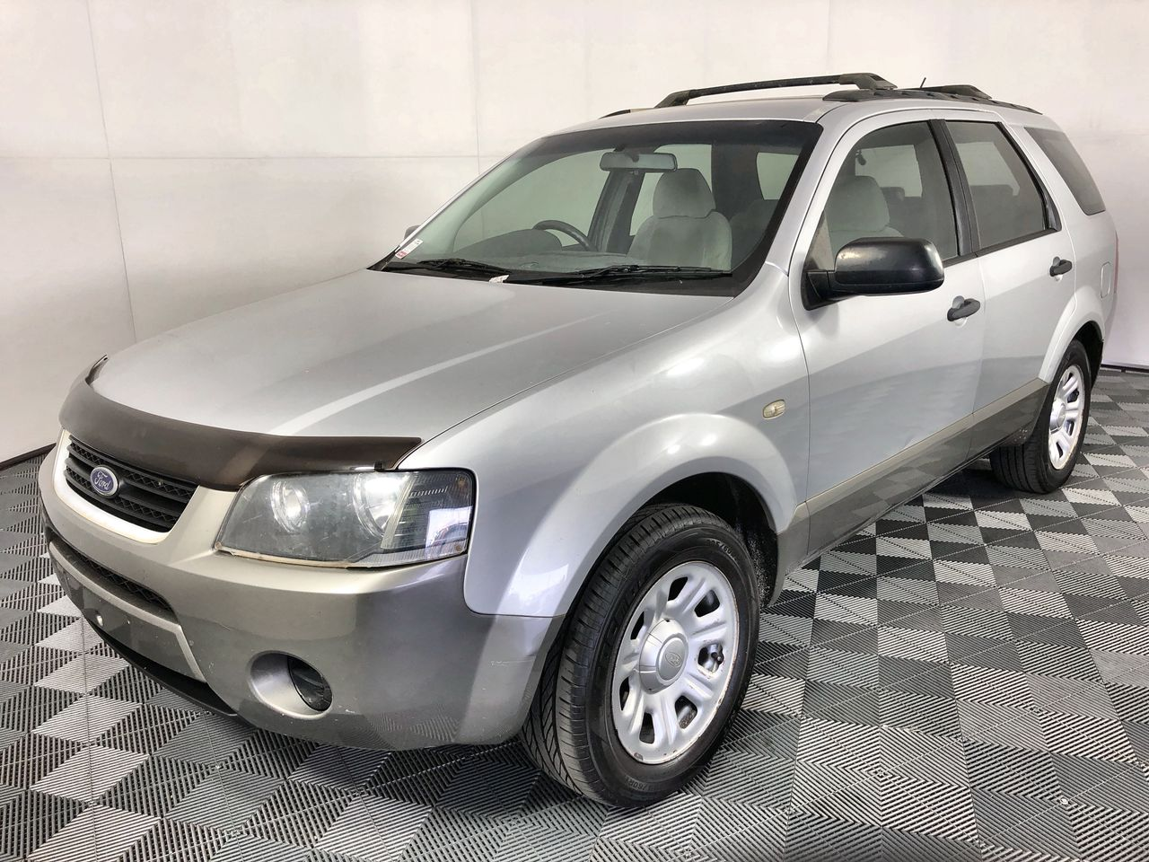 2007 Ford Territory TX SY Automatic 7 Seats Wagon