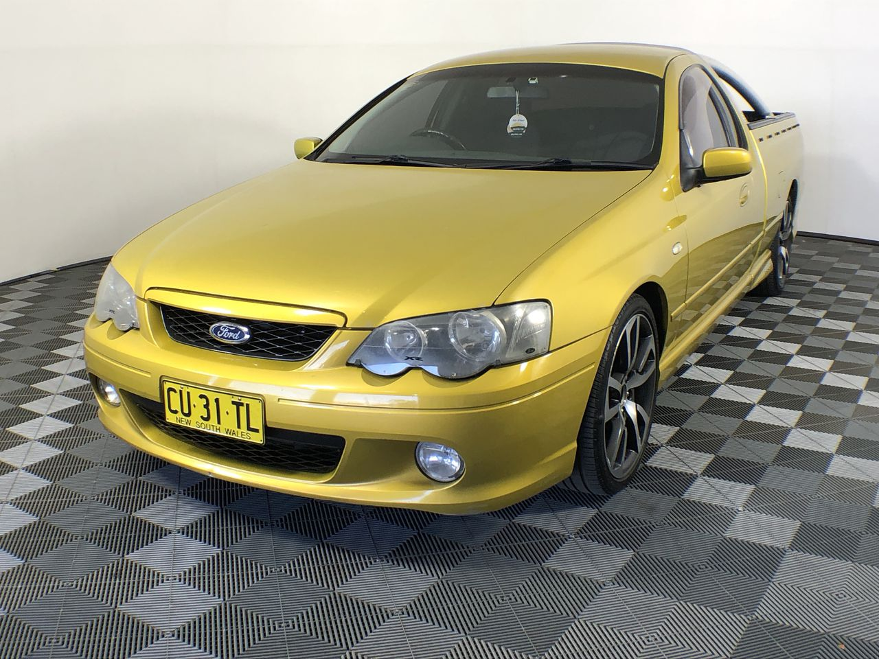 2003 Ford Falcon XR6T BA Automatic Ute