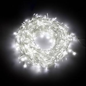 800 LED Christmas Icicle Light with 8 Fu