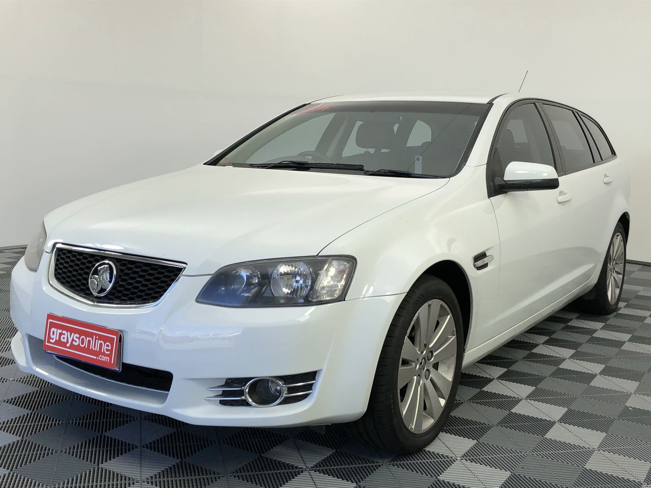 2012 Holden Sportwagon Equipe Z-SERIES VE II Automatic Wagon